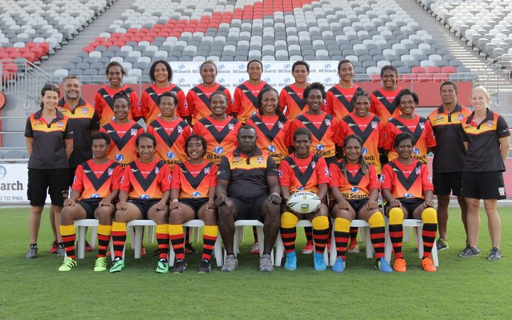 Sport: PNG Orchids step up World Cup prep