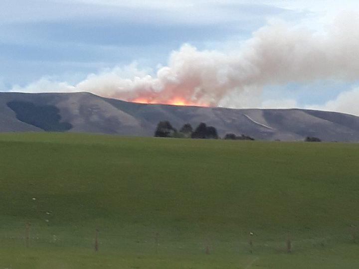 1300ha blaze was 'lit under appalling conditions'