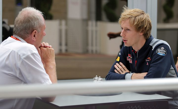 Kvyat will not return to F1 says Marko