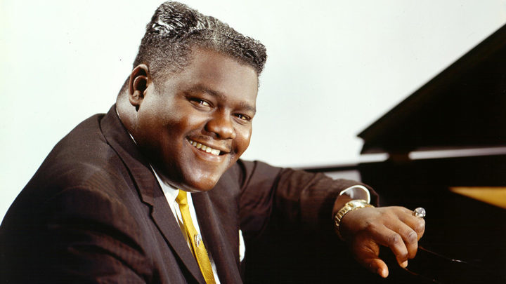 Fats Domino dies at 89-years-old.