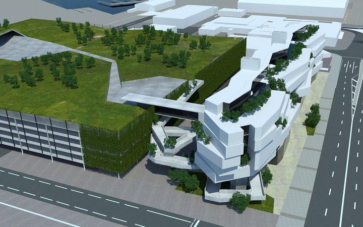 Ports of Auckland move won't stop development masterplan