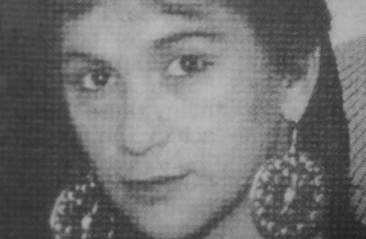 Judith Yorke, before her disappearance from Matapihi in 1992
