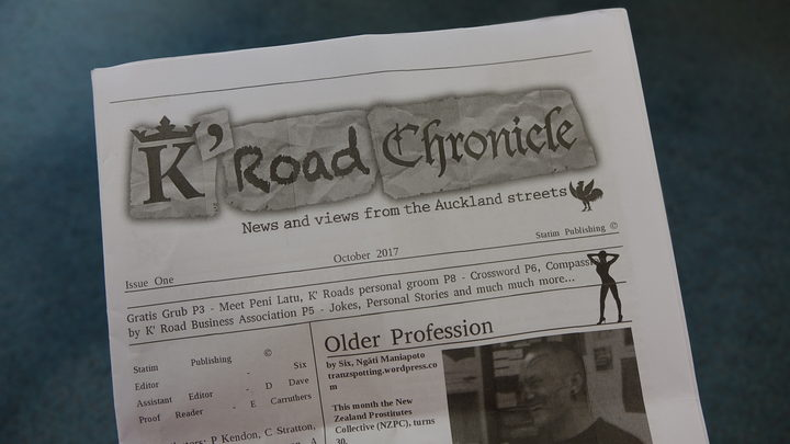 K Road Chronicle