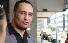 Hurimoana Dennis on trial for mock arrest & threat: RNZ Checkpoint