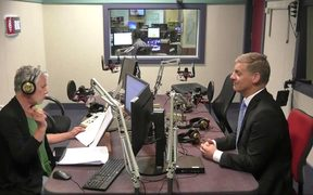 Morning Report: Bill English talks new opposition lineup in Parliament