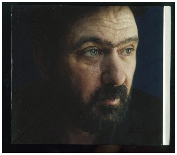 Mark Eitzel, from cover booklet of 'Hey, Mr Ferryman'