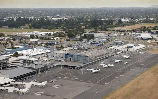 Sale of the council's 75 percent stake in Christchurch International Airport would generate about $557 million.