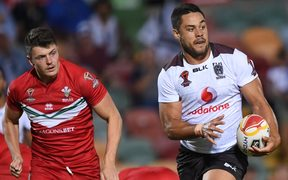 Jarryd Hayne has been pulling the strings for the Fiji Bati.