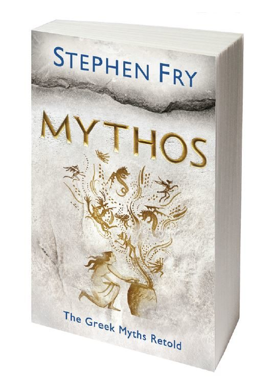Stephen Fry's Mythos is published in NZ on November 13.