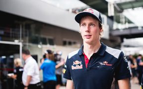 Brendon HARTLEY, NZL, Team Scuderia Toro Rosso