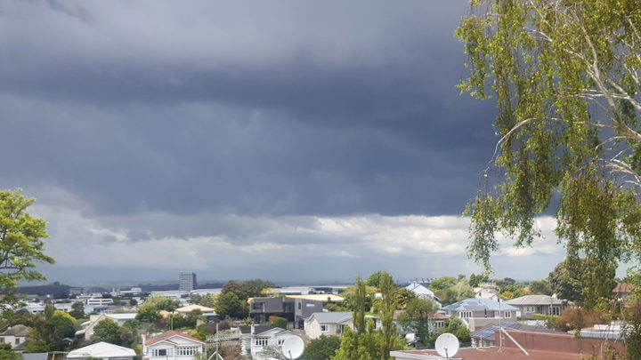 Severe thunderstorms predicted in Auckland area