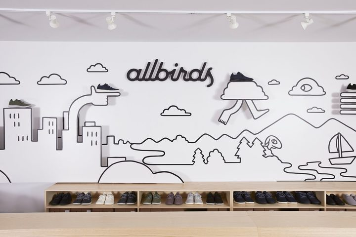 Allbirds is a sustainable brand witha  focus on comfort