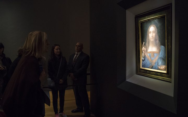 Is this painting of Jesus worth $100 million?