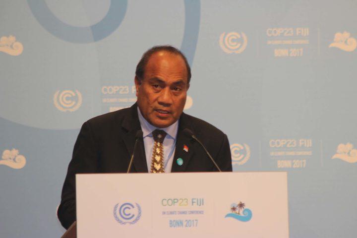 """Kiribati opposition MP derides """"fantasy"""" 20 year plan"""