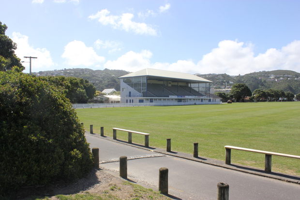 Petone Recreation Ground, the site of the proposed stadium.