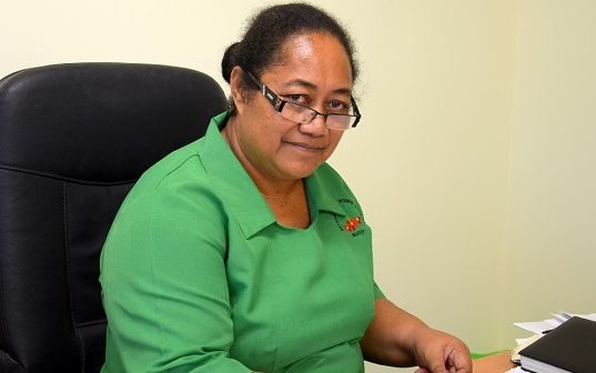 New female MP in Tonga to bring agricultural expertise