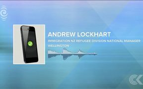 How does Immigration NZ screen refugees: RNZ Checkpoint