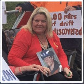 Sonya Rockhouse's 21 year old son Ben was killed in the Pike River Mine on 19 November 2010. Her elder son Daniel was one of two survivors.