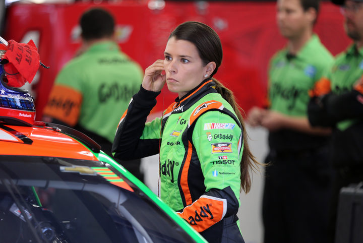 Danica Patrick announces retirement from full-time racing