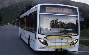Queenstown's new $2 bus fare.