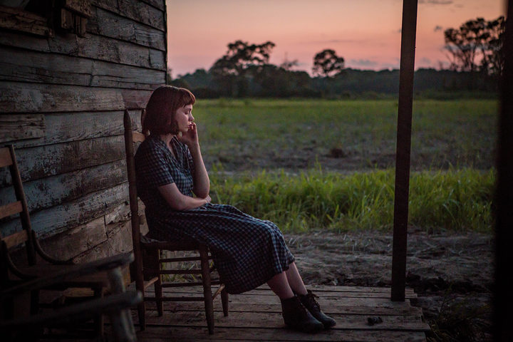 Carey Mulligan in Dee Rees' Mudbound.