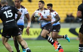 Jarryd Hayne has been a key figure for the Bati.