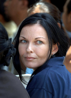 Michelle Corby in 2008.