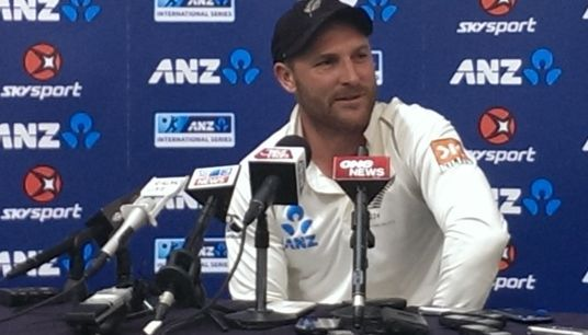 Brendon McCullum - first New Zealand cricketer to score a triple century in a single test innings.