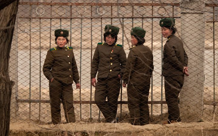 "Результат пошуку зображень за запитом ""women in north korean army"""