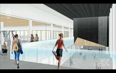 Christchurch sports facility budget blows out by $75m