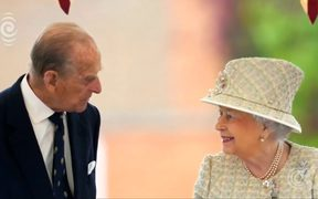 Queen & Prince Philip celebrate 70 years of marriage