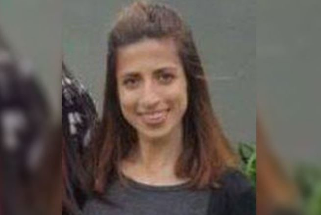 Ola Shahin was reported missing at 7am on Wednesday.