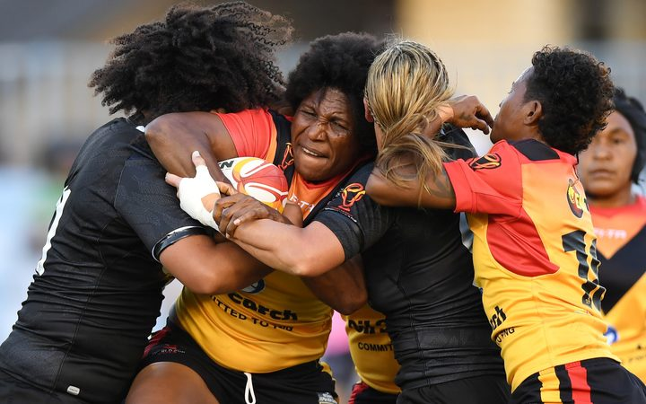 The PNG Orchids finished winless in their maiden World Cup campaign.