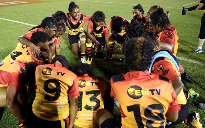 PNG Orchids players reflect on their World Cup experience.