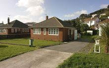 State houses in Strathmore, Wellington.