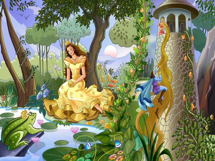 Fairy tales are often rife with negative stereotypes and messages.