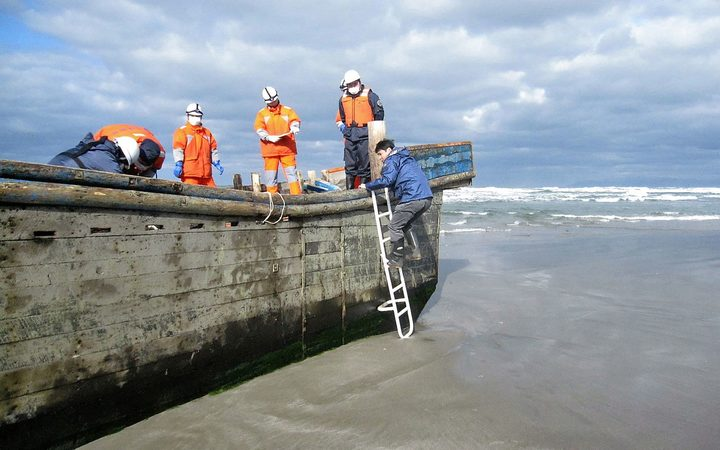 Ghost Ships Are Washing Up on Japan's Coasts, Complete With Skeletons