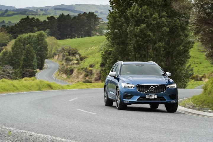 Safety award winner - Volvo XC60