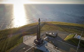 RocketLab's latest test flight is almost ready to go.