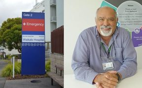 Nigel Murray resigned as the head of the Waikato DHB in October.