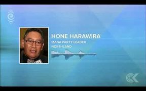 Community work right challenge for young beneficiaries   Hone Harawira: RNZ Checkpoint