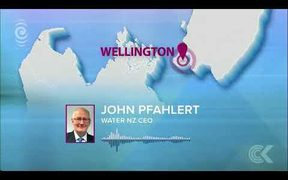 Water NZ CEO John Pfahlert responds to water inquiry