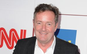 "Piers Morgan admits his show has taken ""a bath"" in the ratings."
