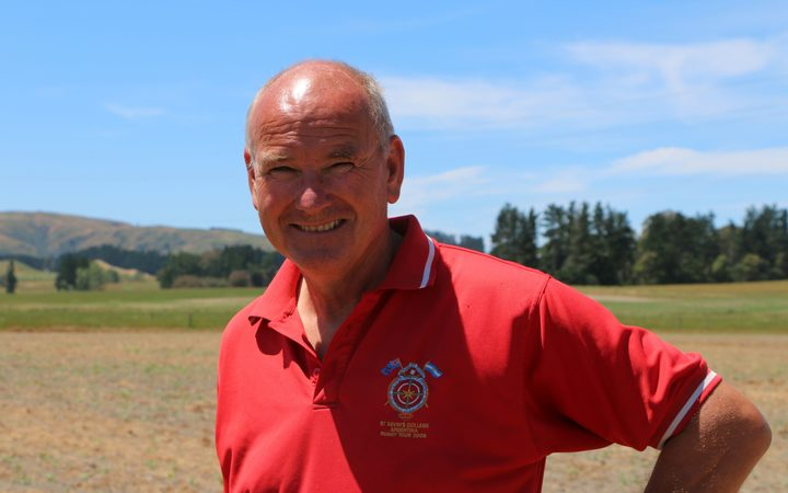 Hurunui District councillor and farmer Vince Daly says they are experiencing unusually dry, hot weather.