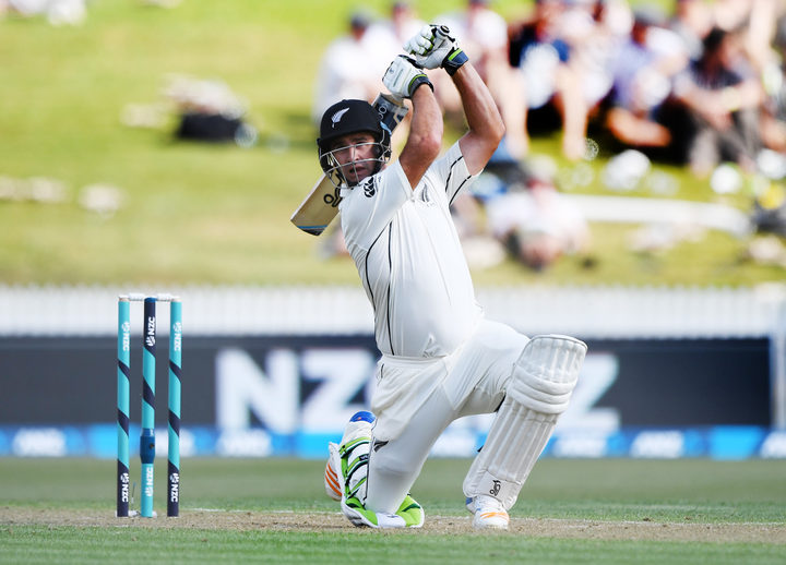 Black Caps romp to 240-run win over West Indies