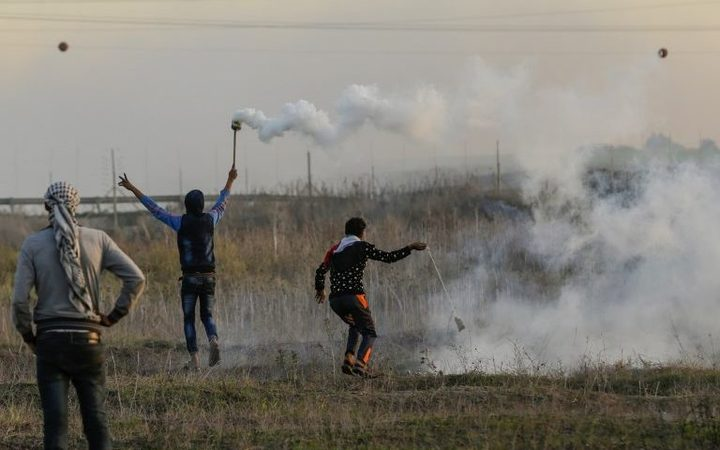 Palestinians martyred in Israeli raids in Gaza