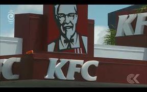 KFC managers manipulated rosters to withhold days in lieu.