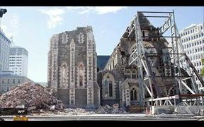 'We shouldn't be propping up the Anglicans'   Christchurch Cathedral submitters: RNZ Checkpoint