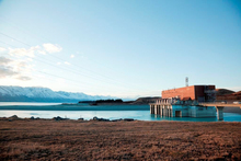 Genesis Energy's Tekapo B Power Station.