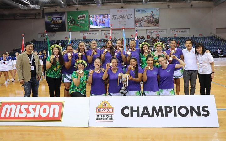 "Sport: Cook Islands buoyed by ""perfect"" return to international netball"